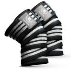 "Knee Wraps // 72"" (Black)"
