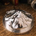 Mt Hood // 3D Mountain Sculpture