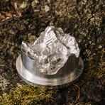Angels Landing, Zion NP // 3D Mountain Sculpture