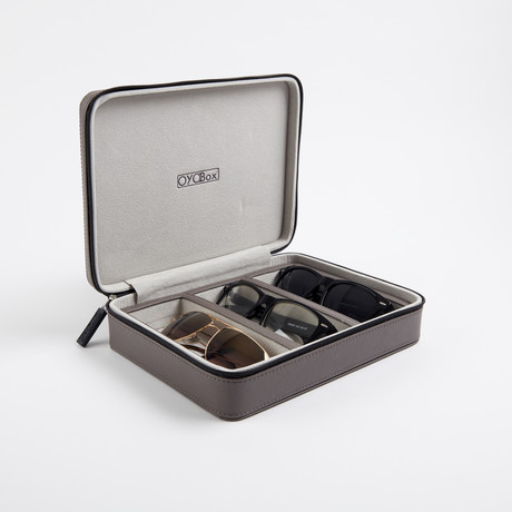 Sunglass Organizer // Cool Gray