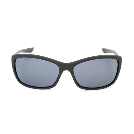 Women's Flex Finesse EV0995 Sunglasses // Black + Gray Black Mirror