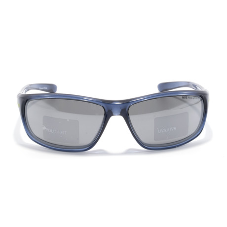 Kid's Varsity EV0821 Sunglasses // Blue + Gray