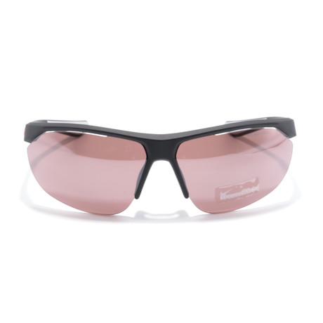 Unisex Tailwind Swift EV0948 Sunglasses // Black + Bright Crimson