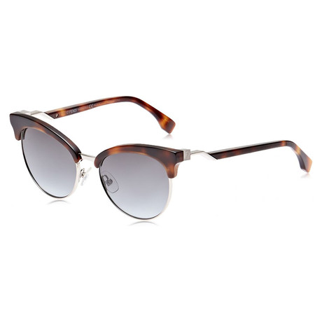 Women's 0229S Sunglasses // Havana + Gray