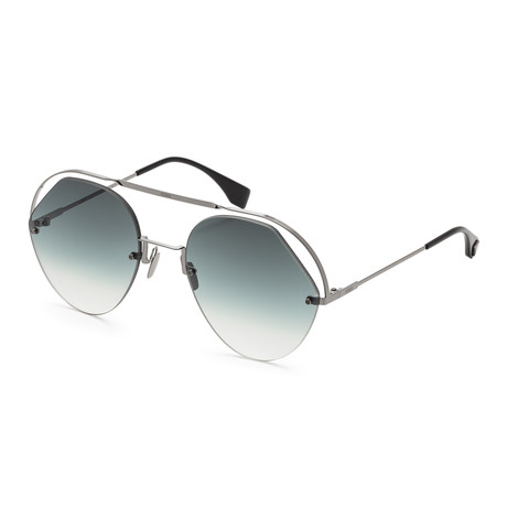 Women's 0326S Sunglasses // Silver