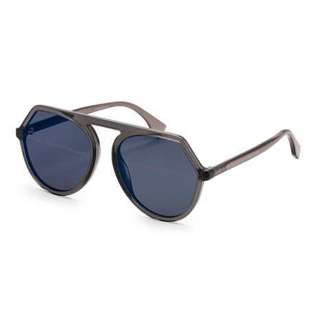 Women's Fashion Sunglasses // 52mm // Gray Frame