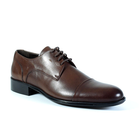 Chandler Dress Shoe // Brown (Euro: 40)