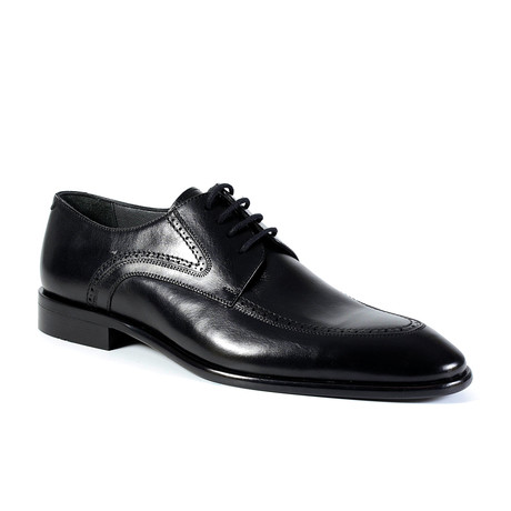 Alberto Dress Shoe // Black (Euro: 40)
