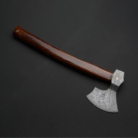 Chamka Viking Axe