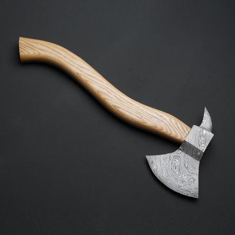 Chonj Viking Axe // Ash Wood