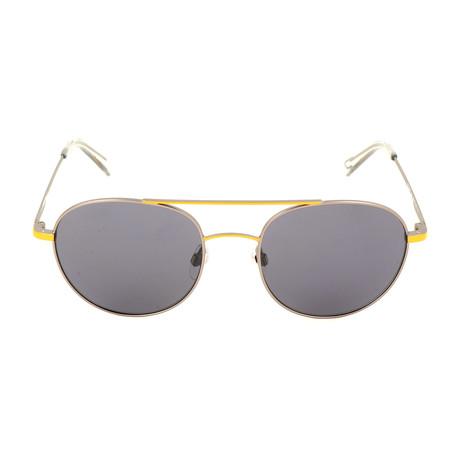 Unisex DL0286 Sunglasses // Orange Smoke