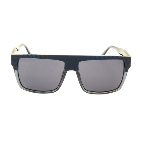 Unisex DL0044 Sunglasses // Dark Brown Roviex