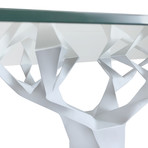 Teâshí Coffee Table // Inception Series // White