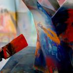 Teâshí Coffee Table // Artist Series // Chris Trueman
