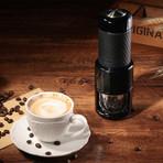 Portable Espresso Coffee Maker SP-200 (Black)