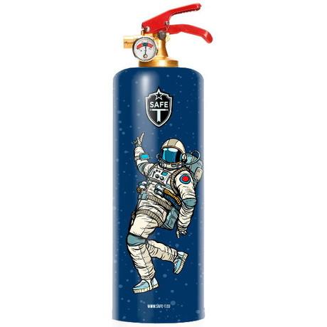 Safe-T Design Fire Extinguisher // Astronaut