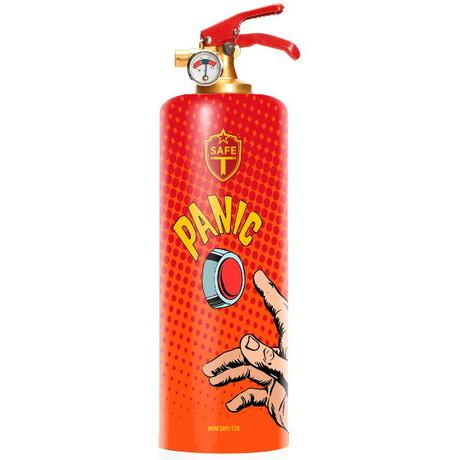 Safe-T Design Fire Extinguisher // Panic
