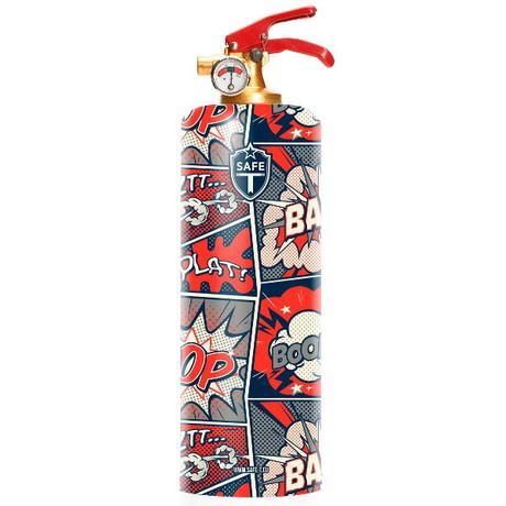 Safe-T Design Fire Extinguisher // Bang