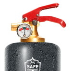 Safe-T Design Fire Extinguisher // Skate