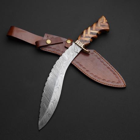 Cowda Bowie Knife