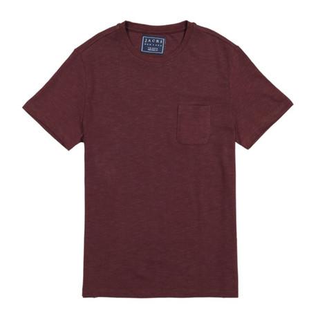 Slub Cotton Pocket Tee // Shpng Bag (S)