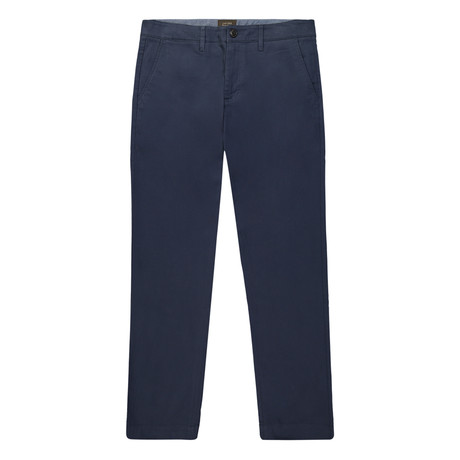 Bowie Straight Fit Stretch Chino Pant // Navy (29WX32L)