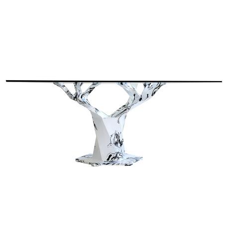 Teâshí Coffee Table // Limited Series // Zebra
