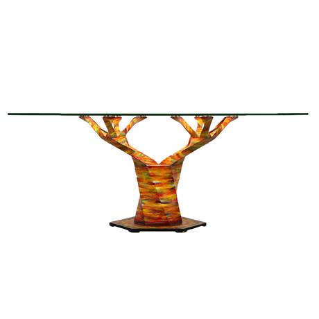 Teâshí Coffee Table // Artist Series // Novik