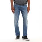 Marcus Super Move Jeans // Medium Blue (28WX32L)