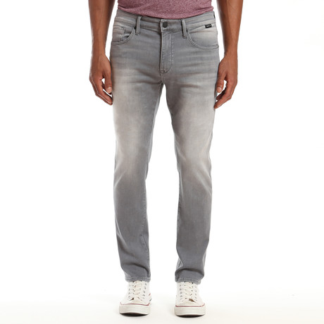Jake Athletic Jeans // Dark Gray (28WX32L)