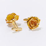 Goldenrod Gift Eternal Cufflinks