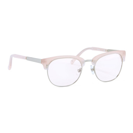 Unisex PL29C4 Optical Frames // Frosted Salmon