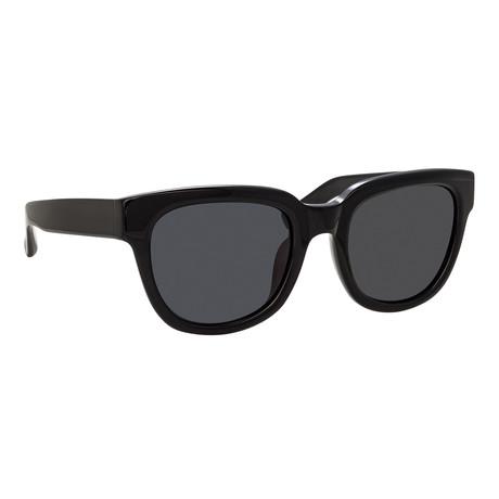Men's PL158C5 Sunglasses // Black
