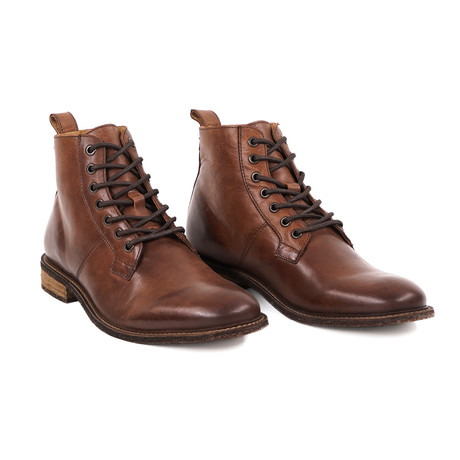 Pinot Boot // Mahogany (US: 6.5)