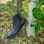 Cabernet Boot // Black (US: 10)