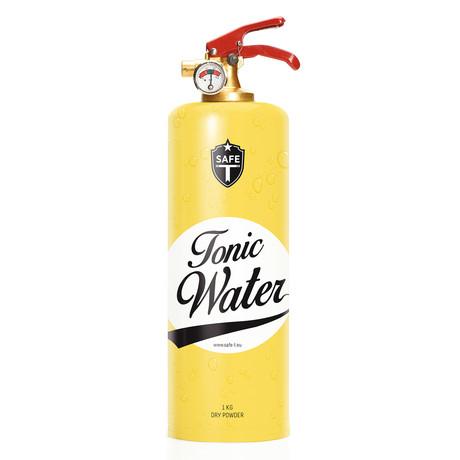 Safe-T Design Fire Extinguisher // Tonic