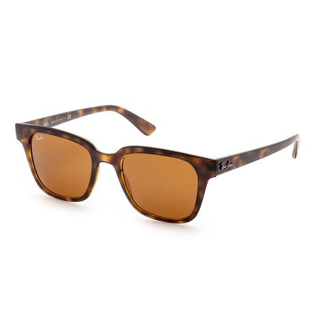 Unisex RB4323-710-3351 Sunglasses // Havana + Brown