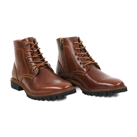 Sauvignon Boot // Mahogany (US: 7)
