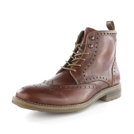 Calamaro Boot // Light Brown (US: 6.5)