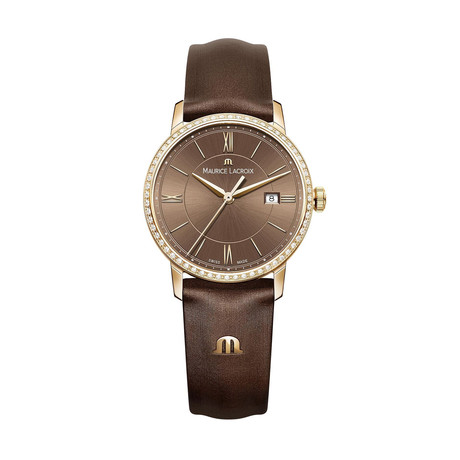 Maurice Lacroix Ladies Quartz // EL1094-PVPD1-710-1 // Store Display