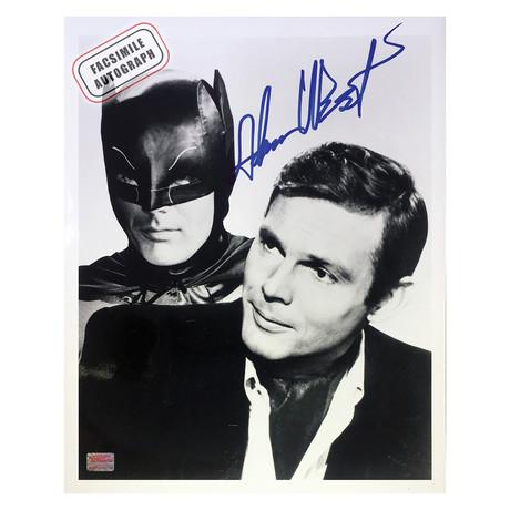 Batman // Collectible Photo // Facsimile Signature