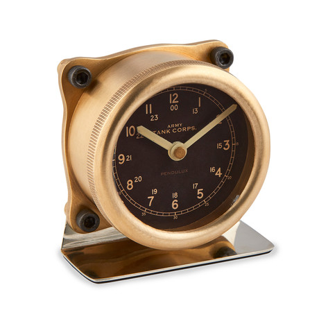 Sherman Table Clock