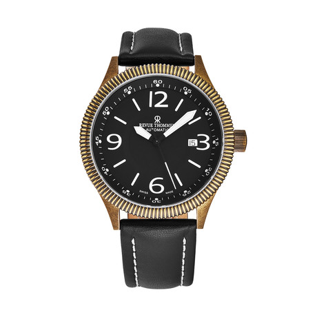 Revue Thommen Airspeed Vintage Automatic // 17060.2587 // Store Display