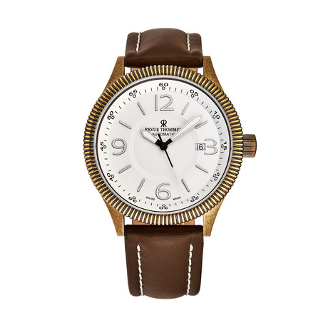 Revue Thommen Airspeed Vintage Automatic // 17060.2588 // Store Display