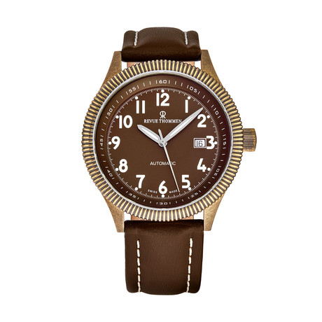 Revue Thommen Airspeed Vintage Automatic // 17060.2586 // Store Display