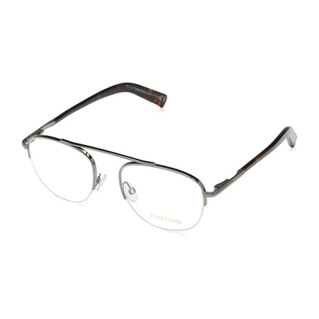 Men's Optical Frames // Silver