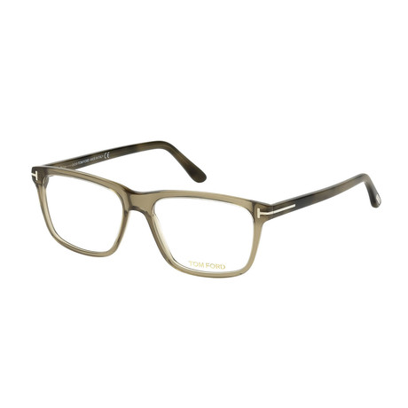 Men's Blue Light Blocking Glasses // Beige