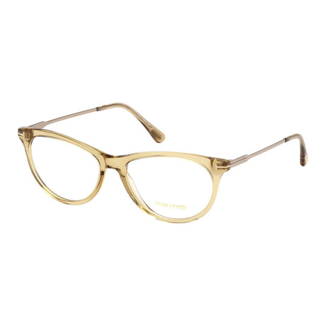Women's Acetate Optical Frames // Beige