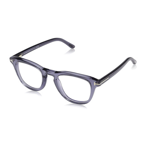Men's Blue Light Blocking Glasses // Gray