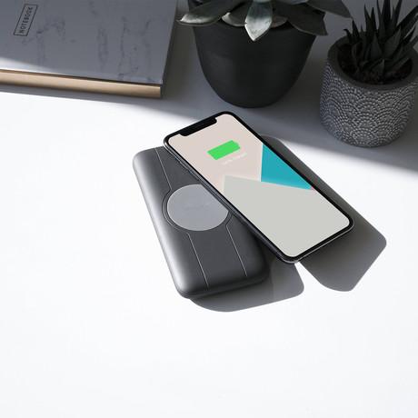 Energy Core Wireless Qi Battery Pack // Ultra // 18W PD // 10,000mAh